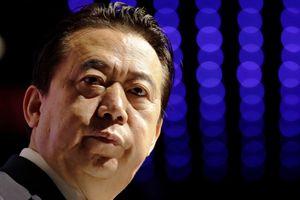 Giám đốc Interpol người Trung Quốc gửi cho vợ bức ảnh một con dao trước khi biến mất