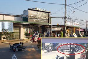 Bắt tài xế xe tải tông chết trung úy quân đội trên đường Hồ Chí Minh