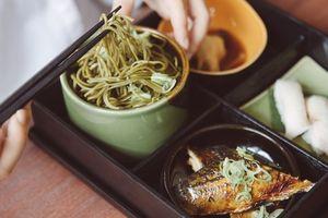 Bỏ túi danh sách nhà hàng Set Lunch kiểu Nhật không thể bỏ qua cho một 'bữa trưa vui vẻ'