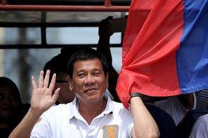 Tổng thống Philippines Duterte phản hồi về tin đồn bị ung thư