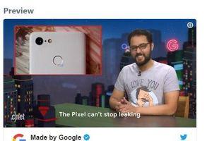 Google tung video 'troll' người dùng trước giờ ra mắt điện thoại Pixel 3