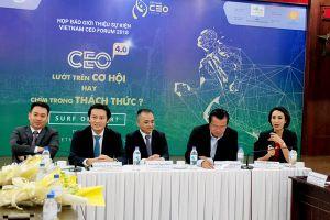 Hơn 1.000 CEO tập trung bàn về cơ hội và thách thức CN 4.0