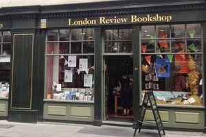 Lạc vào thế giới sách vở muôn màu ở London
