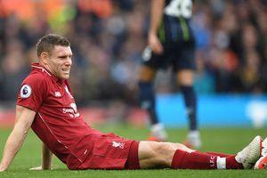 Liverpool đang quá tải về thể lực