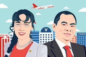 Chi hàng tỷ USD làm dự án, đại gia Việt giàu ra sao so với khu vực?