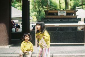 Hình ảnh đời thường của Nhật Bản dưới ống kính máy film