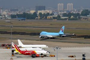 Gói thầu ở sân bay Tân Sơn Nhất 'đội giá' trên 13,5 tỷ đồng