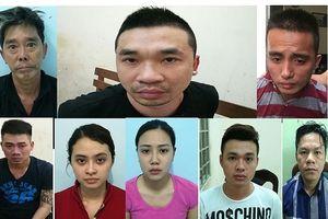TP Hồ Chí Minh: Truy tố các đối tượng trong đường dây sản xuất thuốc lắc số lượng 'khủng'