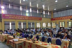 CĐ ngành giáo dục Lào Cai: Tập huấn nghiệp vụ công đoàn cho 90 cán bộ