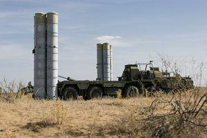 Nga mang S-300 đến Syria để tự bảo vệ mình