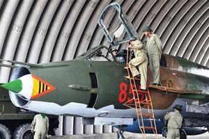 Công bố nguyên nhân máy bay Su-22 rơi ở Nghệ An