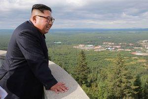 Ông Kim Jong-un chuẩn bị đến Nga?