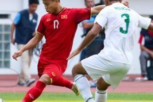 HLV Park Hang-seo mất hậu vệ cánh số 1 trước AFF Suzuki Cup 2018