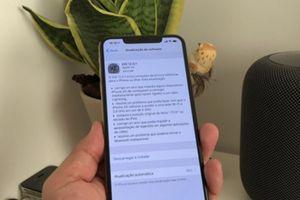 Apple phát hành iOS 12.0.1 để khắc phục sự cố Wi-Fi và sạc pin trên iPhone Xs