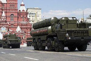 Nga cho không Syria 24 bệ phóng tên lửa S-300