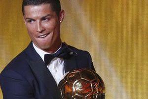 Giải thưởng Ballon d'Or 'nhầm lẫn' về Ronaldo?