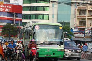 Các hợp tác xã vận tải TP Hồ Chí Minh kiến nghị ngừng hoạt động nhiều tuyến xe buýt do thua lỗ