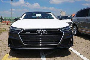 Audi A7 2019 tiền tỷ cập bến Sài Gòn trước thềm VMS