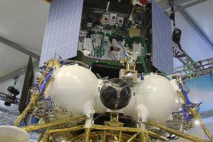 Chương trình thám hiểm Mặt Trăng của Nga sẽ khởi động vào năm 2021