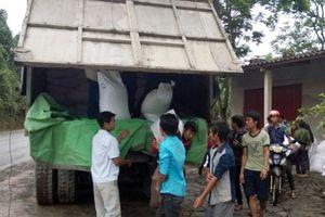 Quảng Bình: Hỗ trợ gạo cho học sinh vùng khó khăn