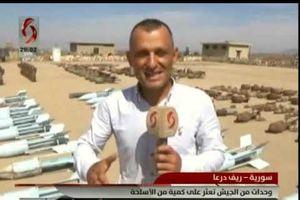 Phiến quân tiếp tục 'để lại' cho quân đội Syria một lượng vũ khí lớn