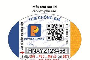 Bổ sung chức năng QR code để truy xuất nguồn gốc Gas Petrolimex 2018