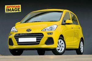 Hyundai tbất ngờ tung ra mẫu ô tô mới giá 'sốc' chỉ 117 triệu đồng