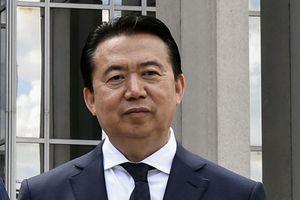 Trung Quốc: Ông Mạnh Hoành Vĩ bị điều tra tội nhận hối lộ