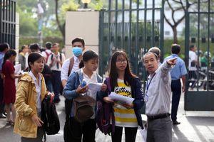 Trường ĐH tổ chức thi riêng ra đề theo hướng nào?
