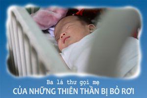 Những thiên thần bị bỏ rơi: Tiếng gọi mẹ của cậu bé chào đời trong toilet