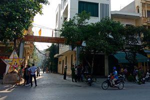 Một trung úy cảnh sát Thanh Hóa chết bất thường gần nhà riêng
