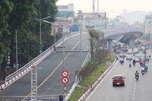 Cầu vượt An Dương thông xe: Giao thông đi lại thế nào?