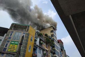 Quán karaoke 7 tầng cháy dữ dội đang bị đình chỉ vì vi phạm PCCC