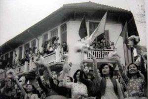 Giải phóng Thủ đô: Ký ức không thể nào phai
