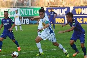 Kết quả V-league 2018: Hà Nội FC vô địch, XSKT Cần Thơ xuống hạng