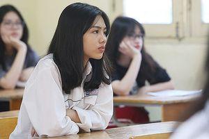 Thi lớp 10 THPT của Hà Nội sẽ kết hợp tự luận và trắc nghiệm