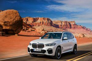 BMW X5 thế hệ mới vừa ra mắt có gì nổi bật?