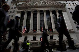 Phần lớn cổ phiếu trên thị trường Mỹ giảm điểm