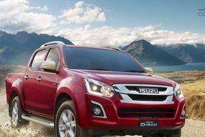 Giá bán mới nhất các mẫu xe Isuzu tháng 10/2018 tại Việt Nam