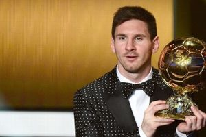 Messi có cơ hội vượt qua Modric để đoạt Quả bóng vàng