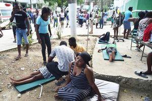 Haiti: Gần 350 người thương vong do động đất tại Haiti