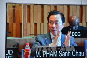 Việt Nam có chung thách thức về an ninh và phát triển của khu vực
