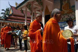 Nét đẹp lễ Sene Dolta của đồng bào Khmer ở Hậu Giang