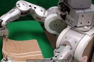 Robot làm việc nhà nhờ trí tuệ nhân tạo hỗ trợ