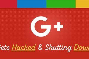 Google bất ngờ tuyên bố đóng cửa mạng xã hội Google+