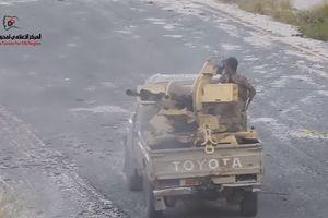 Ả rập Xê-út và quân Hadi đánh chiếm 1 dãy núi chiến lược ở Yemen