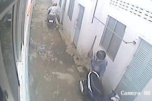 'Siêu trộm' phá khóa xe Exciter trong 6 giây