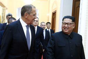 Chủ tịch Kim Jong-un sớm hội kiến Tổng thống Putin