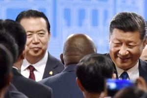 Quan lộ của ông Mạnh Hoành Vỹ: Ngôi sao băng trên trường quốc tế của Trung Quốc