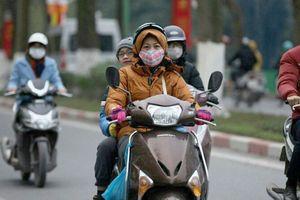 Tối nay miền Bắc đón không khí lạnh, nhiệt độ tại Hà Nội giảm sâu